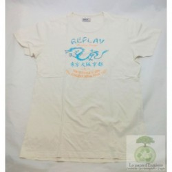Replay t-shirt Bowling Lounge L-42 à 44-180 à 186cm
